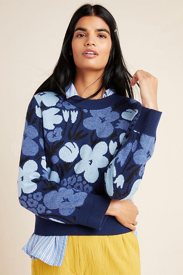 Slide View: 1: Marimekko Kotva Sweater