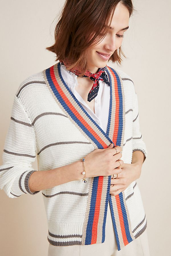 Slide View: 1: Khloe Knit Cardigan
