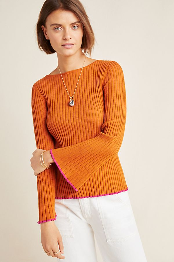 Slide View: 1: Serenity Knit Top