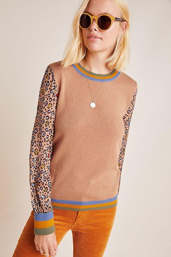 Slide View: 1: Celina Knit Pullover