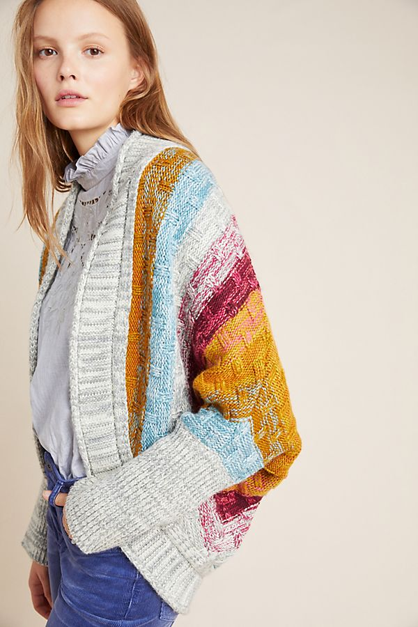 Slide View: 1: Cerie Cocoon Cardigan