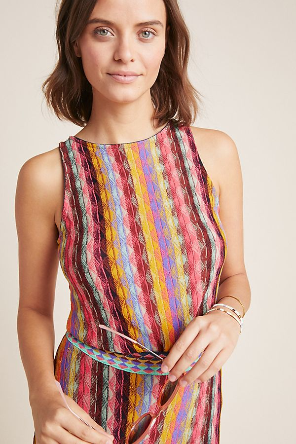 a28417f962 Marbella Knit Tank Top | Anthropologie UK