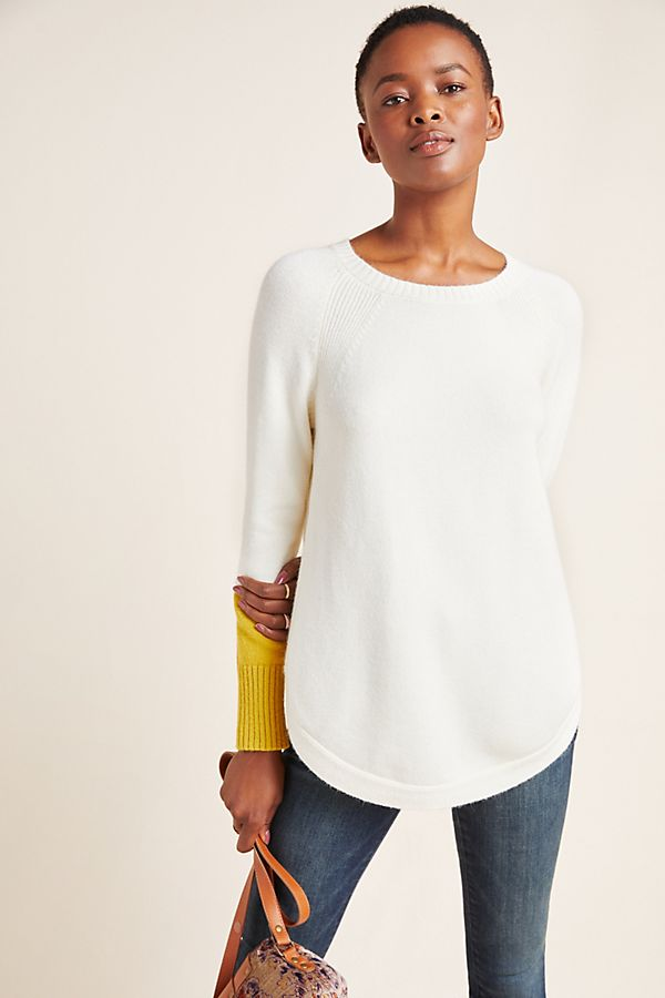 Slide View: 1: Rebekah Tunic Sweater