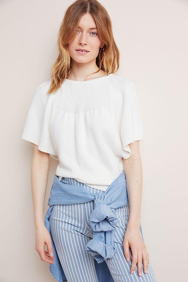 Slide View: 1: Belle Sweater Top