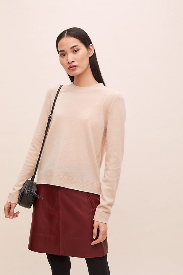 Slide View: 1: Shena Cashmere Sweater