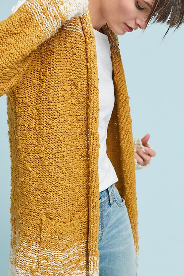 515281d7613 Space-Dyed Cardigan