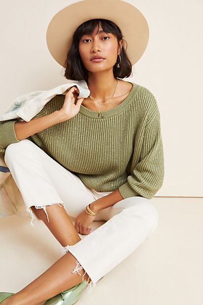 Chelsea Ribbed Sweater