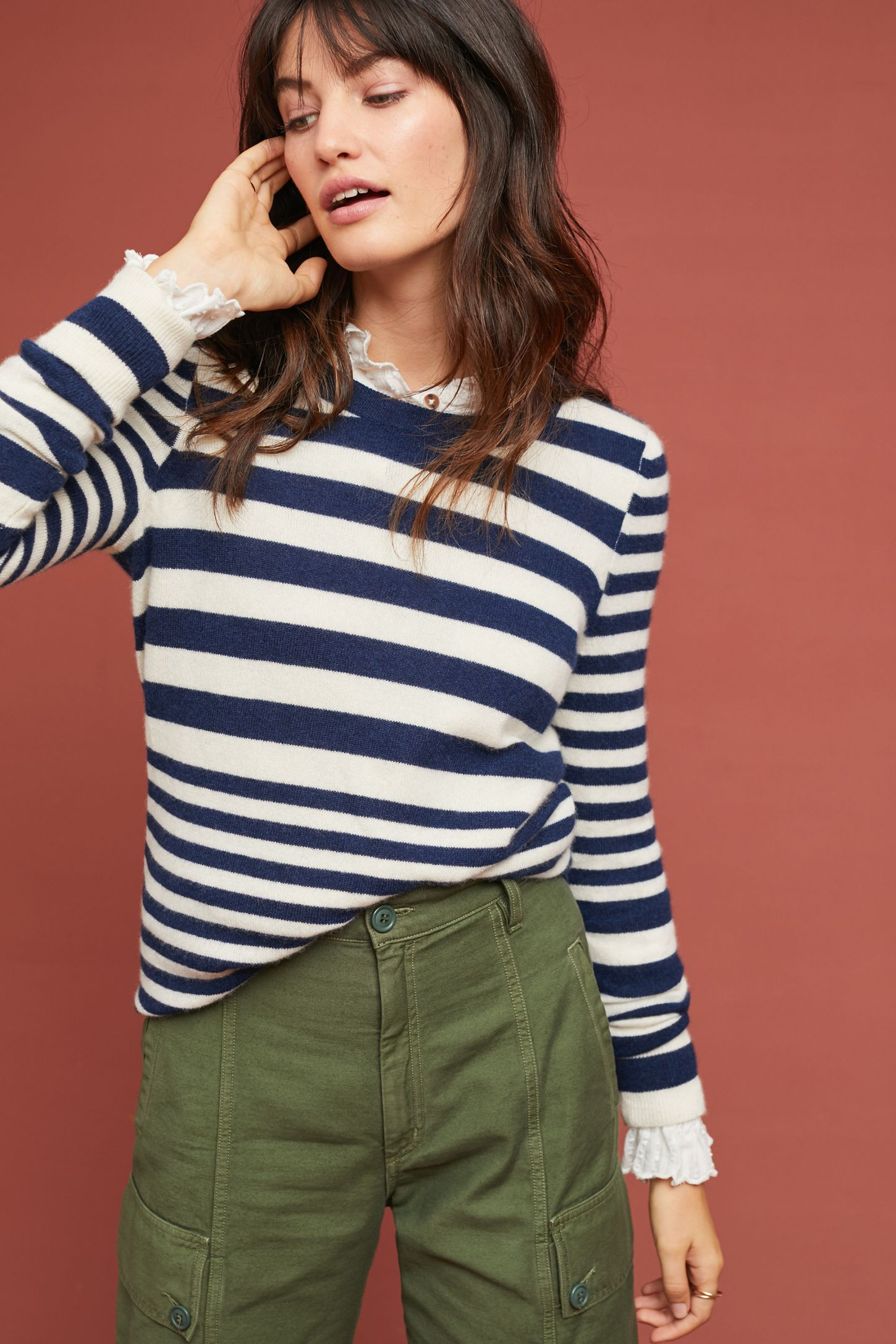 1b101b04a67 Navarch Cashmere Sweater