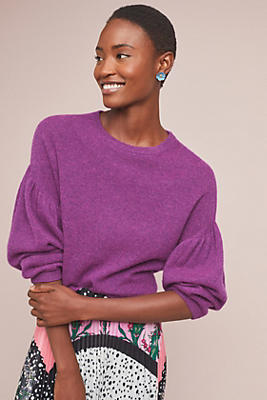 Slide View: 1: Joslyn Cashmere Pullover