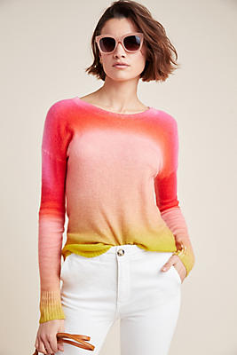 Slide View: 1: Ombre Sweater