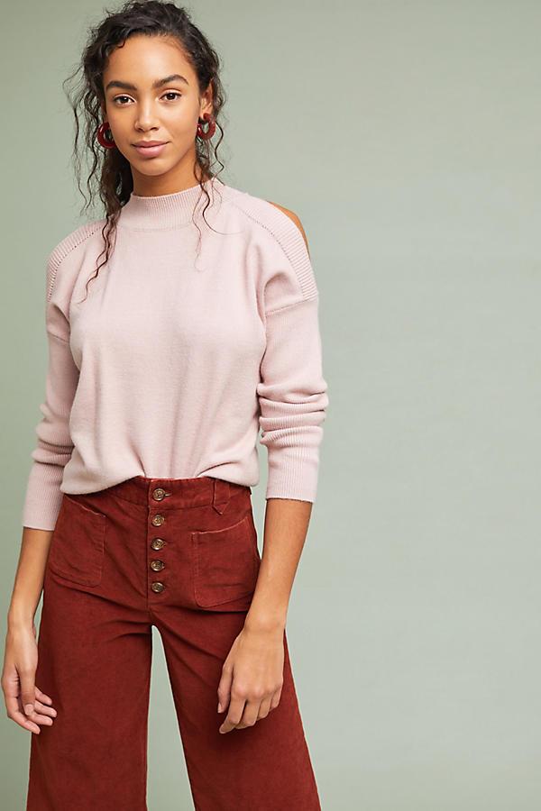 a99eee3775a Michelle Open-Shoulder Sweater