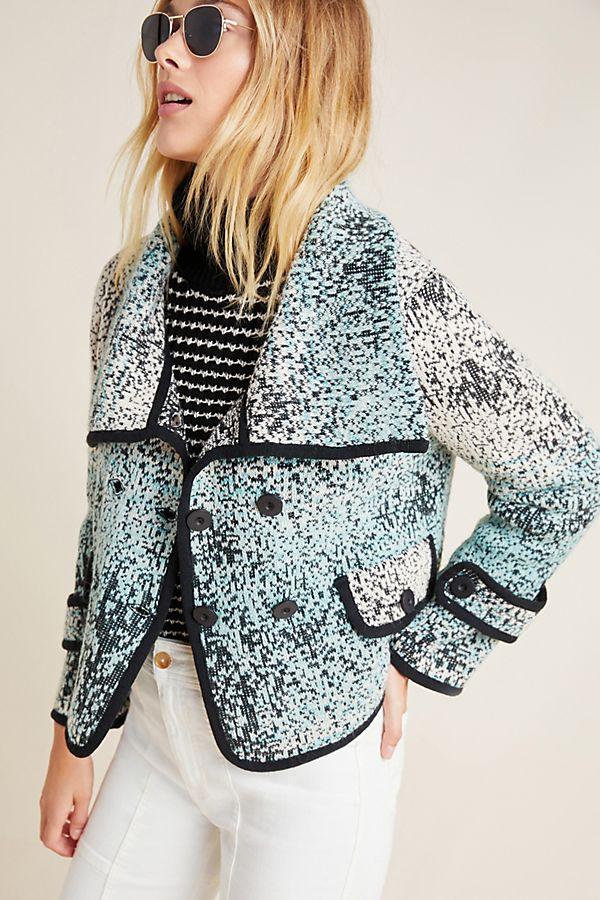 Slide View: 1: Rocio Knit Jacket