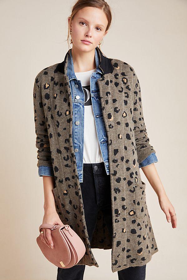 Slide View: 1: Isabella Sweater Coat
