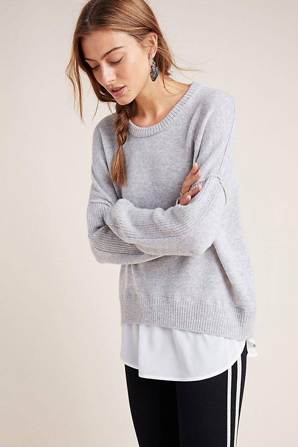 Gemma Layered Pullover by Brochu Walker