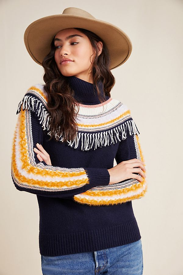 Slide View: 4: Margherita Nordic Sweater
