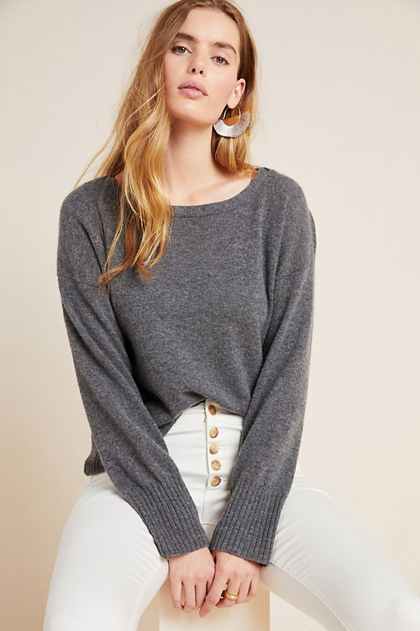 Slide View: 1: Carole Cashmere Sweater