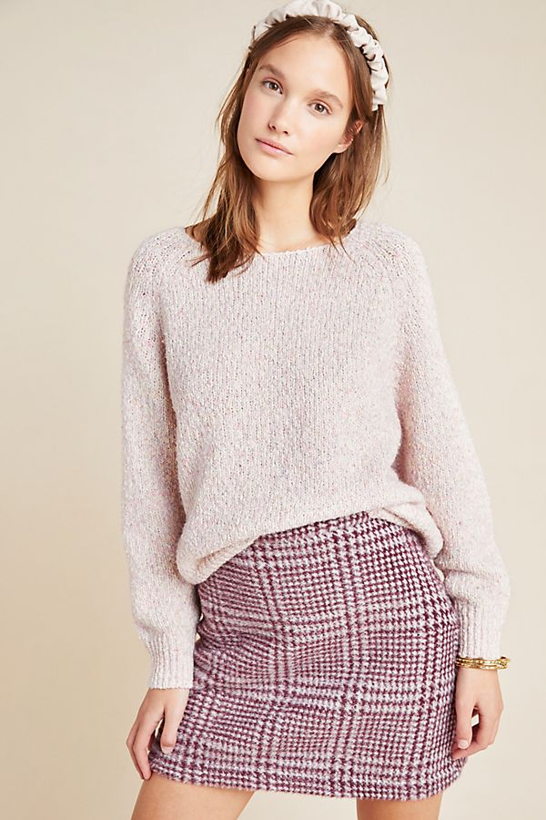 Slide View: 1: Brinn Textured Sweater