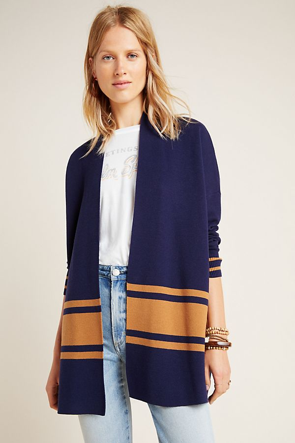 ami-striped-coat by anthropologie