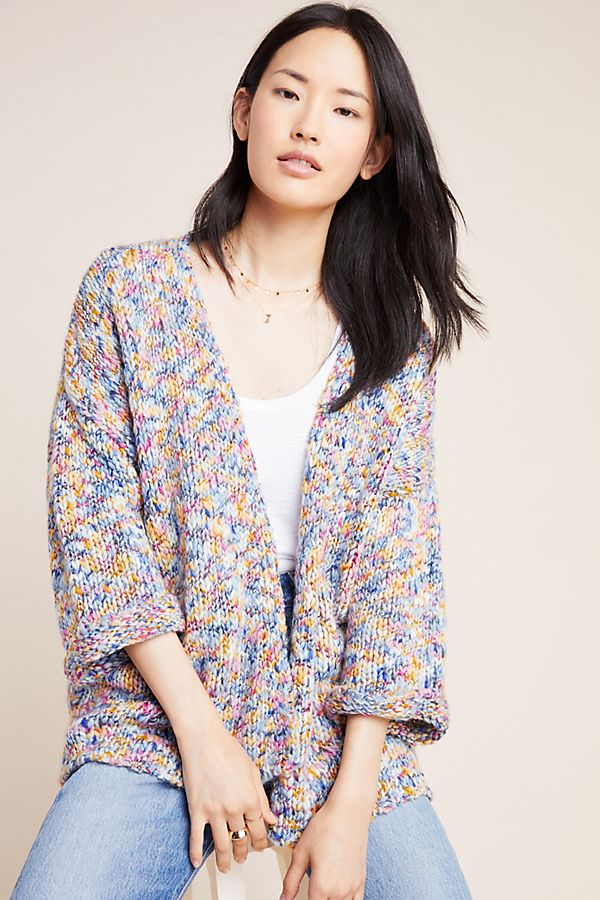 Janna Stitched Cardigan by Numph
