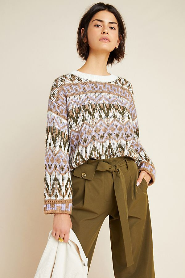 Slide View: 1: Fabiana Sweater