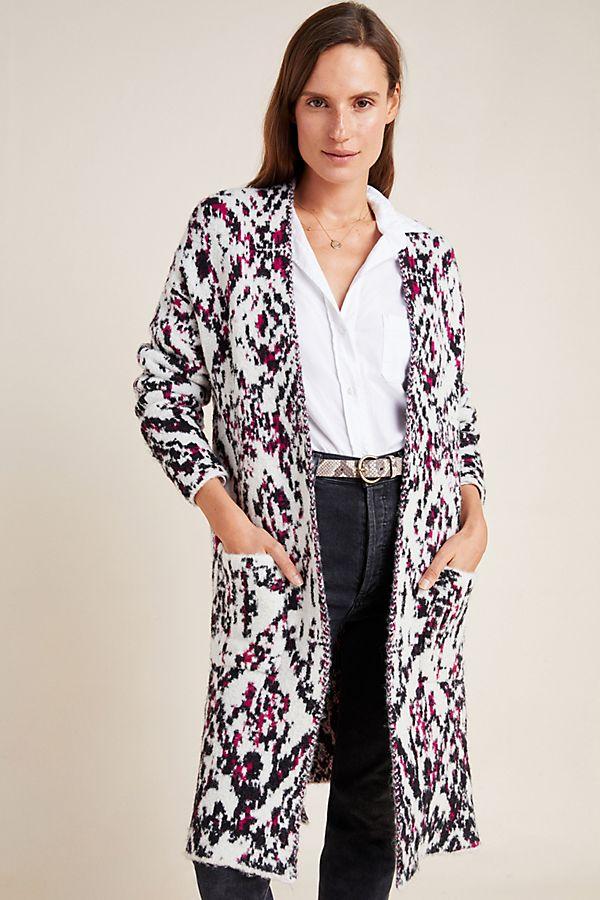 Slide View: 1: Carina Sweater Coat