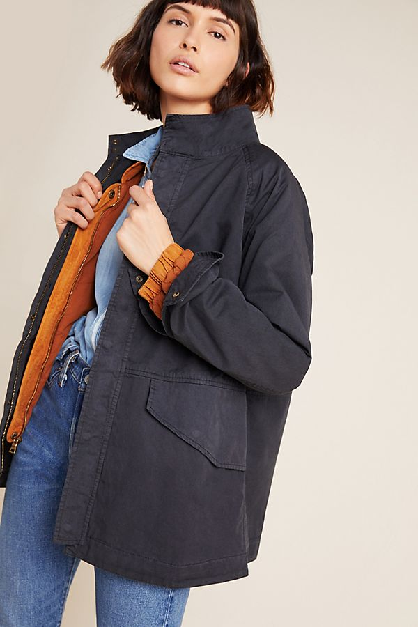 Slide View: 1: Becky Utility Jacket