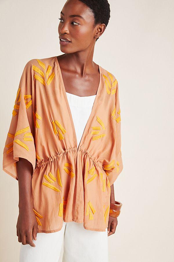 Slide View: 1: Adriene Kimono