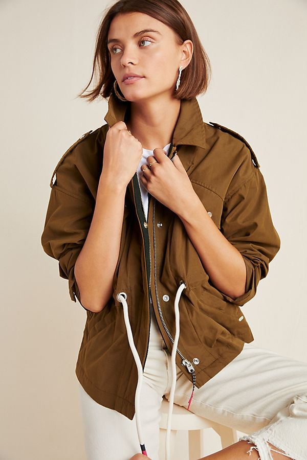 Slide View: 1: Scotch & Soda Azzedine Anorak Jacket