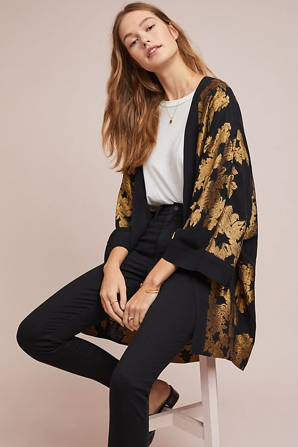 26503501fe Opulent Kimono Jacket