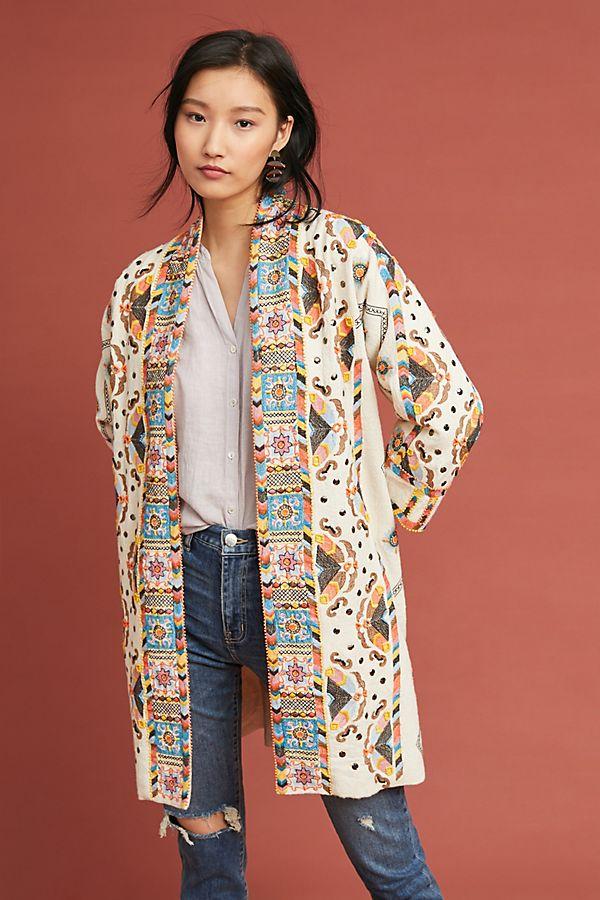 56bd9e878f Dala Embroidered Kimono