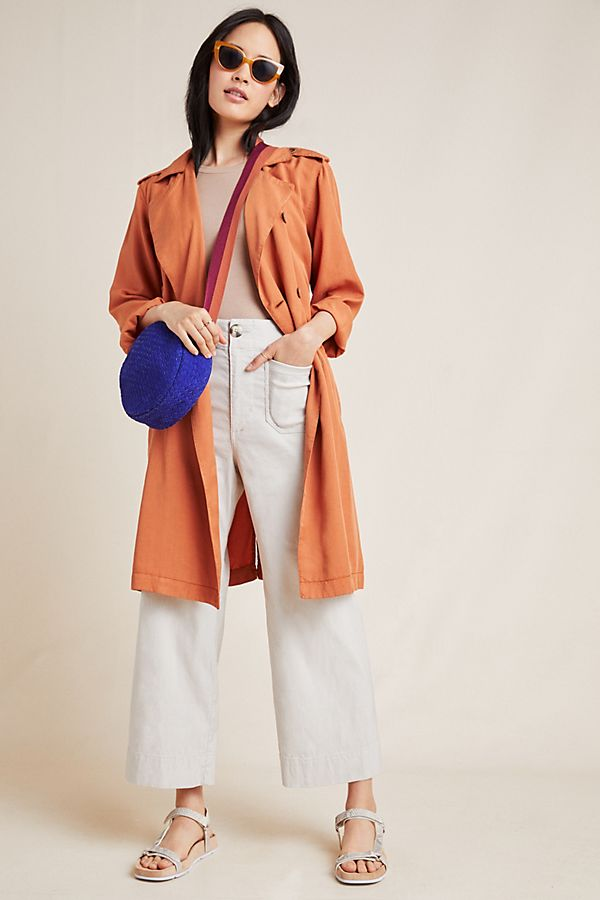 Slide View: 1: Sanctuary Pacifica Trench Coat