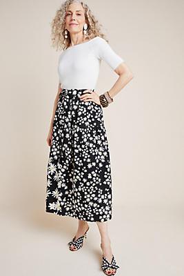 Slide View: 1: Daisy Midi Skirt