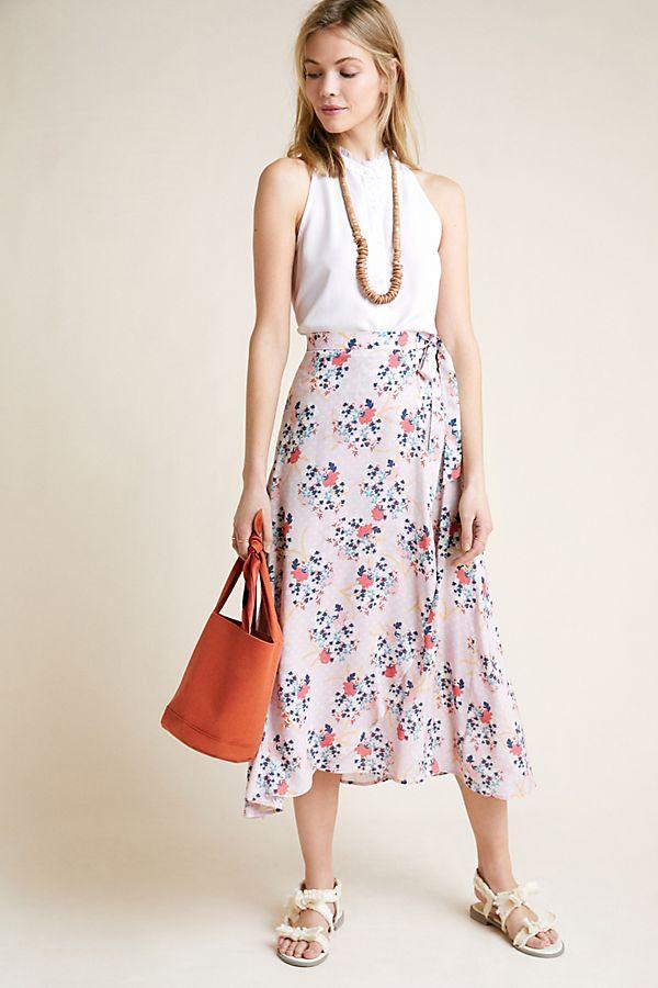 Slide View: 1: Isadora Wrap Skirt