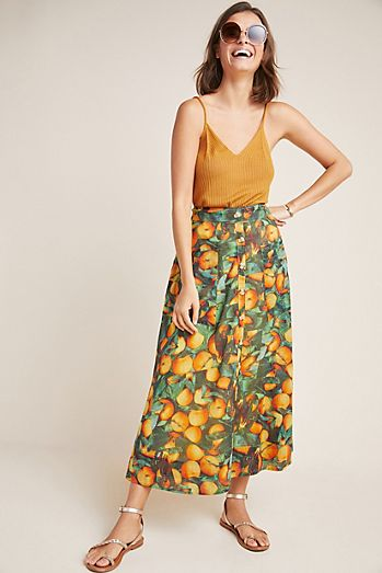 dc131b30e6 Skirts & Maxi Skirts On Sale | Anthropologie