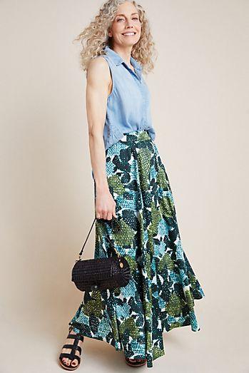 d77606706b1f Cacti Garden Maxi Skirt