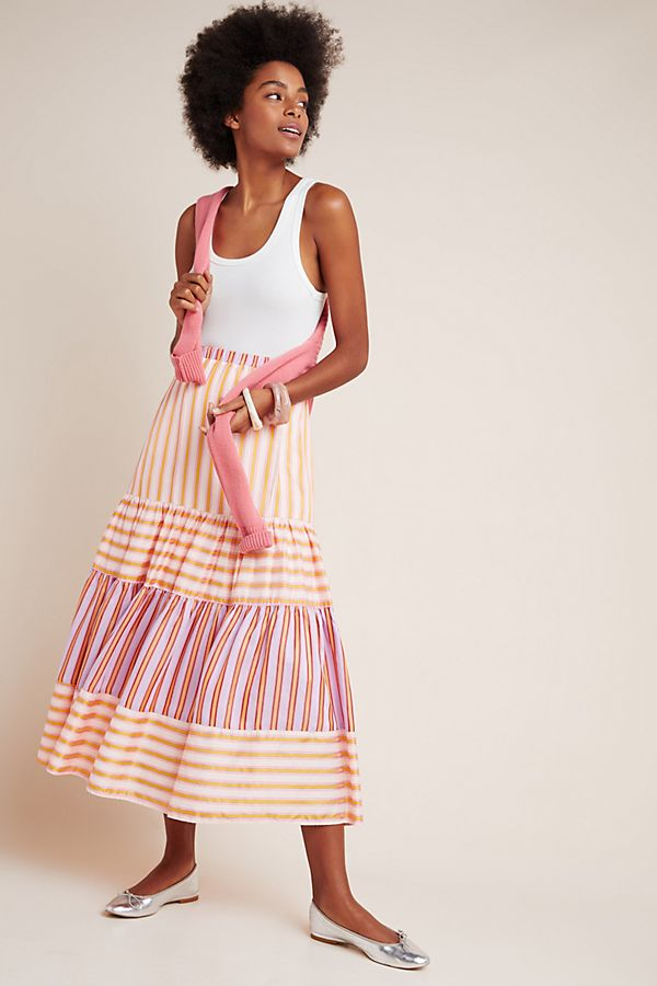 Slide View: 1: DOLAN Collection Frida Maxi Skirt