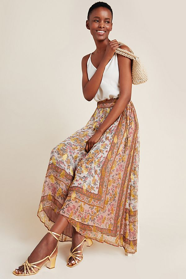 Slide View: 1: Harvest Midi Skirt