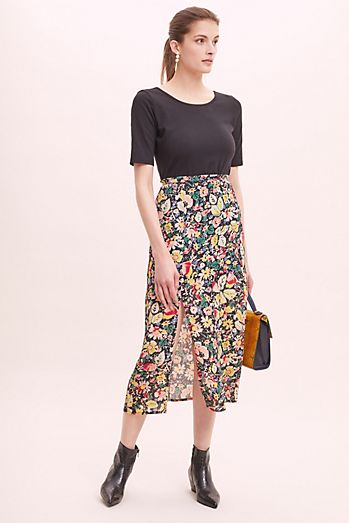 fb9401cdd622ee Maxi Skirts & Midi Skirts | Anthropologie