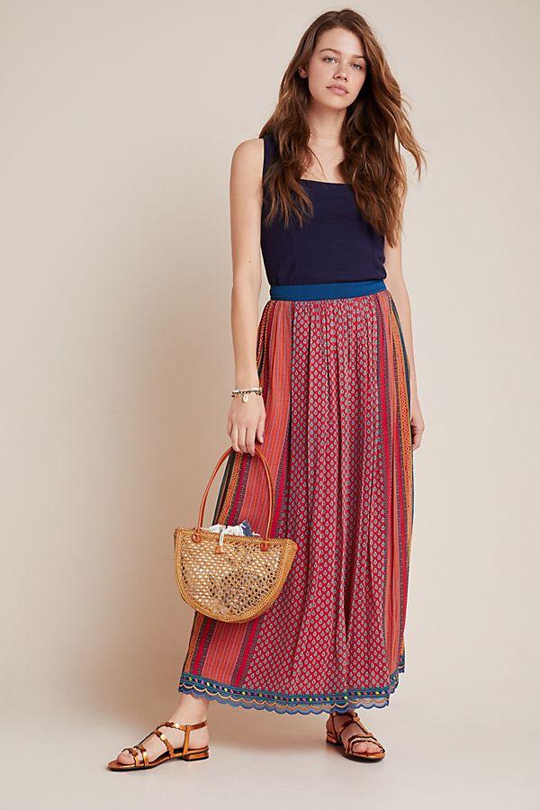 Slide View: 1: Mara Maxi Skirt