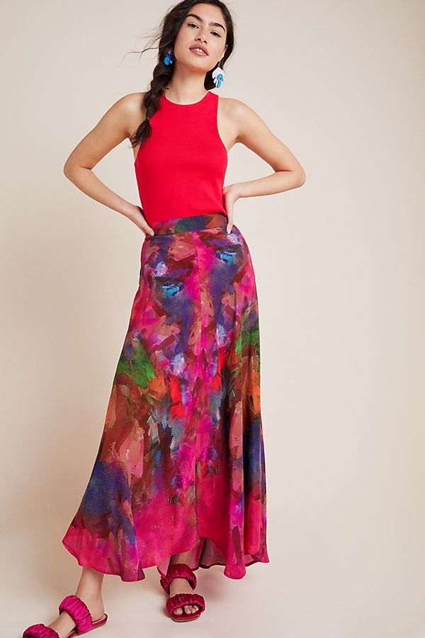 Slide View: 1: Cassie Maxi Skirt