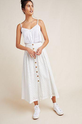 dc131b30e6 Skirts & Maxi Skirts On Sale   Anthropologie