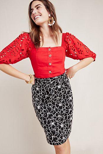 534c76648b Aimee Pencil Skirt