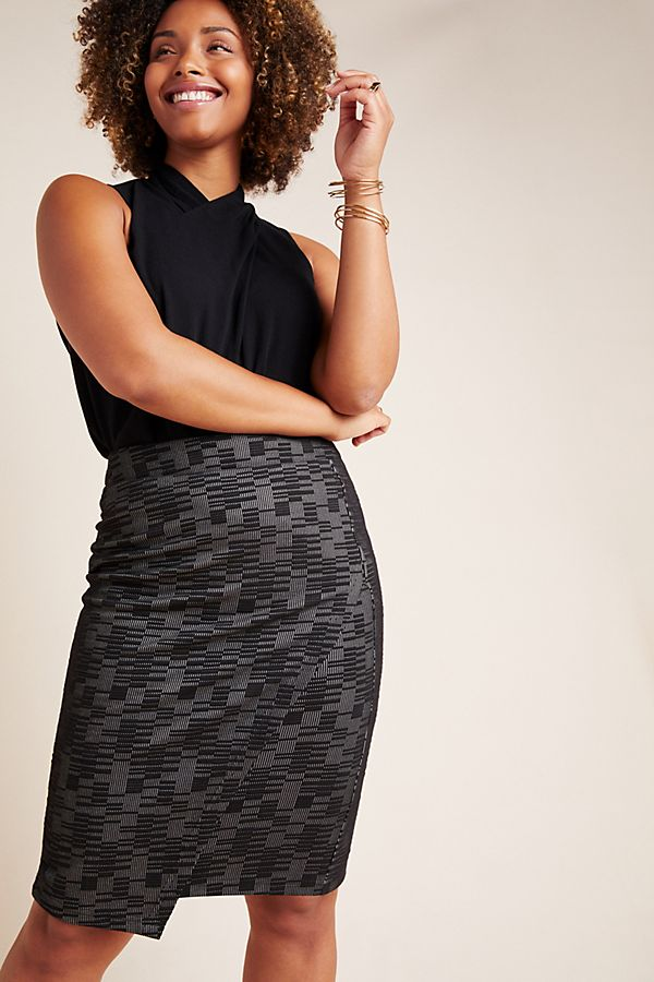 Slide View: 1: Bobbie Pencil Skirt