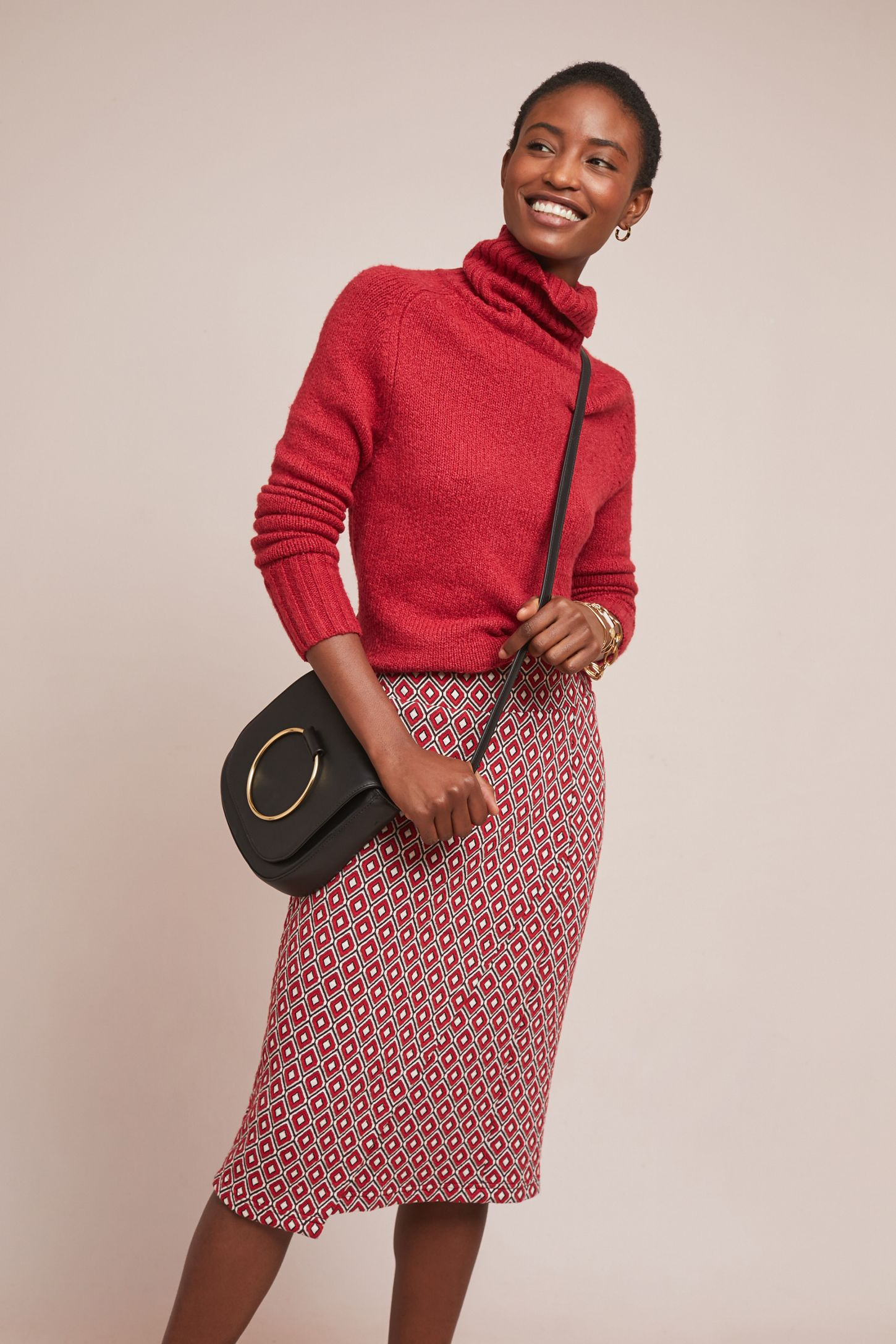 5e56b710c93b0 Wiles Pencil Skirt