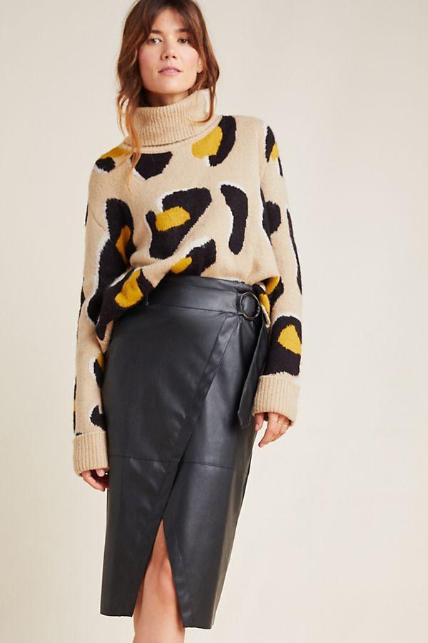 Slide View: 1: Benedetta Midi Skirt