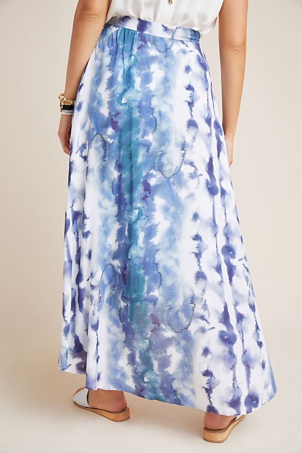 17bd182ae181 Jeannie Tie-Dyed Maxi Skirt | Anthropologie