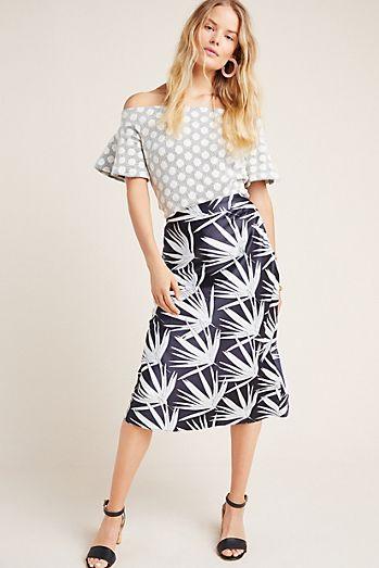 7307b01d65c4c Maxi Skirts & Midi Skirts | Anthropologie