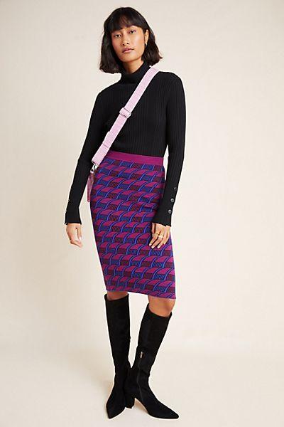Nancy Sweater Pencil Skirt