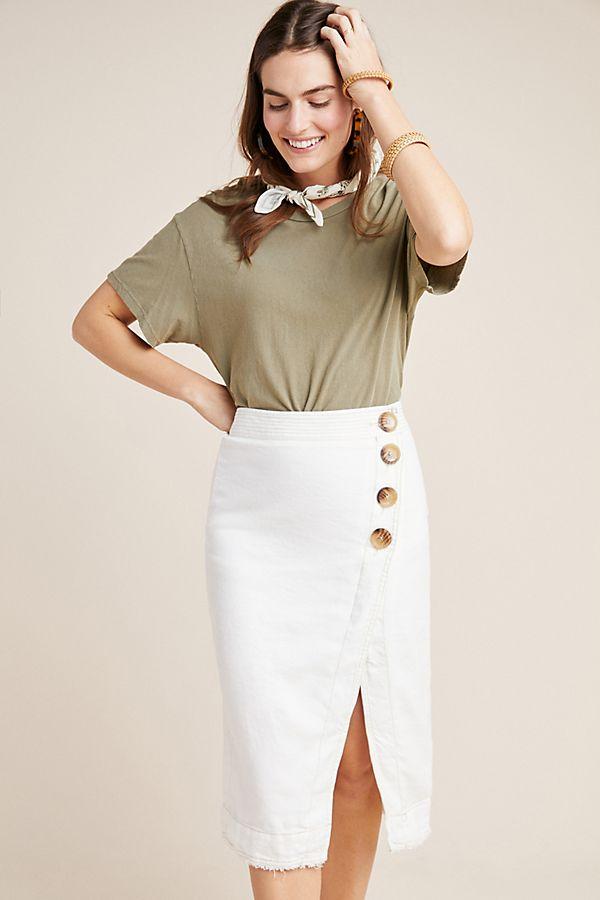 a2ce96cb94 Slide View  1  Springtime Wrap Skirt