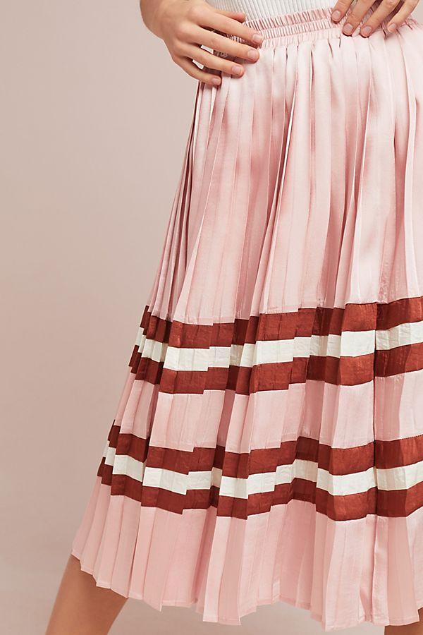 3e73e0d97f Sporty Pleated Skirt   Anthropologie